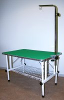 Trim table adjustable height 92.5x61.5x60-85 cm