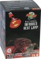 Infrared heat lamp 75w