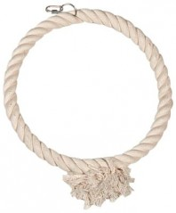 Rope ring XL 34 cm in diameter