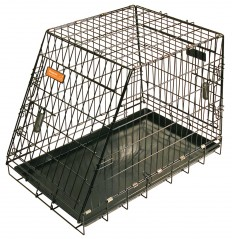 DP folding steel cage, sloping