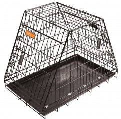 DP folding steel cage, pyramid