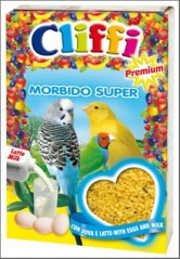 Eggs feed Morbido Super, Cliffi