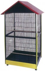 GD Major cage 111x81x201 cm