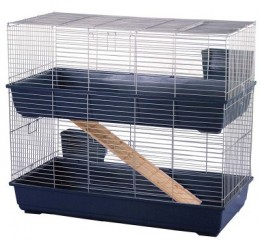 Rabbit / guineapig cage 2-floors