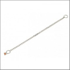 Twisted link stainless steel 2,5 mm
