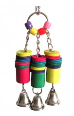 BIRD TOY CHICHI 20 cm