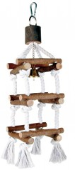 Bird ladder rope tower 34 cm