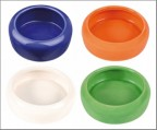 Ceramic Bowl with anti-spill edge 400 mL / 13 cm