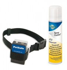 Antiskallhalsband med spray, Petsafe