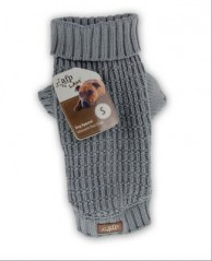 Dog T-knitted with wool