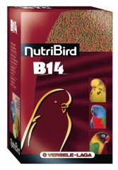 Nutribird b14 Undulate and parakeet pellets