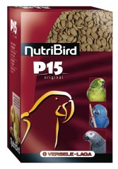 NutriBird P15 Parrot Pellets Original