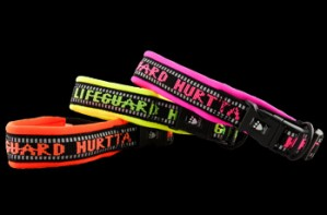 "Hurtta, adjustable reflective collar, ""Lifeguard"""