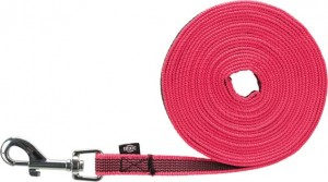 Rubberized leash 5 M x 15 mm