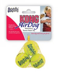 Kong AIRDOG tennis ball with spout