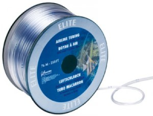 Aquarium hose 4/6 mm, transparent
