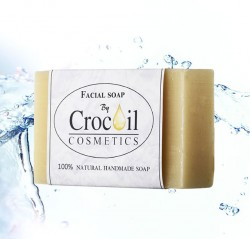 Facial Soap crocodile oil