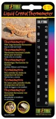 Digital thermometer for terrarium
