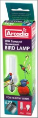 Bird lamp 20 W UVA + UVB