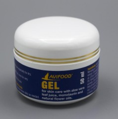 Avifood Gel with aloe vera and monolaurin 50ml