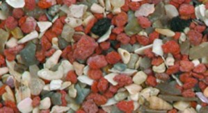 Grit with coral, 2.5 kg