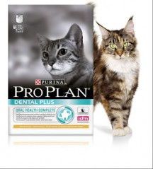 Purina Pro Plan Katt Dental +