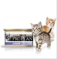 Purina Pro Plan Cat wet Junior chicken