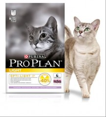 Purina Pro Plan Katt Light