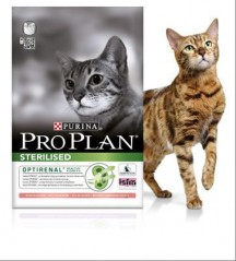 Purina Pro Plan Cat Adult Sterlised