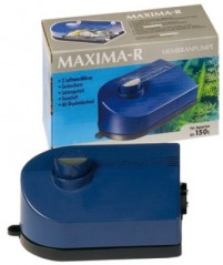 Air Pump with 2 outlets, adjustable, Maxima R 806