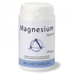 Magnesium optimal 130mg 200k veg