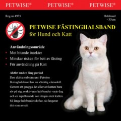 "Tickcollar, cat ""Petwise"""