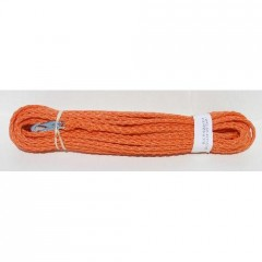 Track rope braided polyethylene 6 mm different lengths