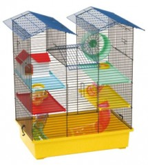 "Hamster cage ""Tower"""
