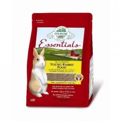 "Oxbow Young rabbit pellets, ""Bunny Basics 15/23"""